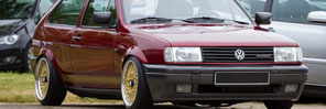VW Polo / Derby 2 (86C/2F)
