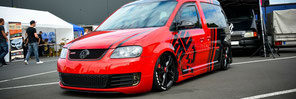 VW Caddy 3 (2K)