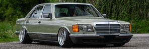 Mercedes Benz S-Klasse (126)