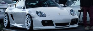 Porsche Cayman (987C)