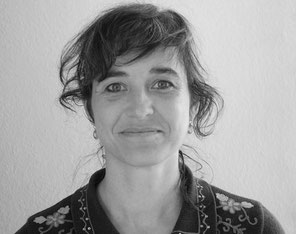 Portrait der Künstlerin Ilona Amann