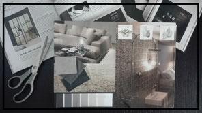 Moodboard, sfeerbord, sfeerimpressie, Almkerk, Stylist, noord-brabant, interieuradvies, interieurstyling, verkoopstyling, etalagestyling