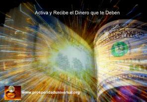 AFIRMACIONES PODEROSAS PARA ACTIVAR EL CÓDIGO SAGRADO 858 - ATRAE Y RECIBE EL DINERO QUE TE DEBEN