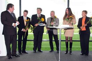 Innovationspreis 2005 für Freiwilligenagenturen - Foto: Freiwilligen-Zentrum Augsburg