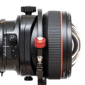 pocketPANO Rear Shift Adapter Canon TS-E 17mm 24mm TS-E Frame