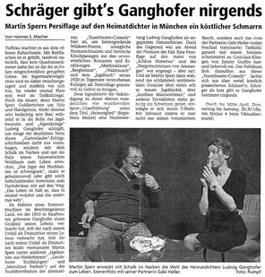 Neue Presse Coburg 4. April 2001