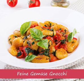 Rezept Gnocci mit Gemüse