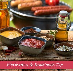 Rezept Marinaden zum Fleisch Steak einlegen