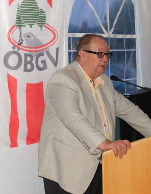 Ehrenpräsident Leo Moik
