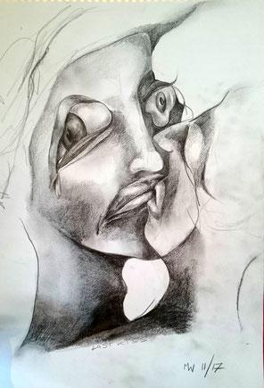 Maria Wirth drawing