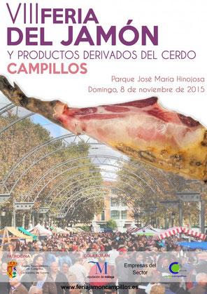 Feria del Jamón en Campillos 2015