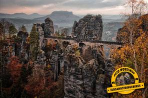 Fotoworkshop Landschaftsfotografie Elbsandsteingebirge mit Sebastian Kaps