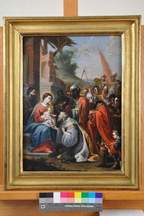 Die Heiligen Drei Könige, nach den Massnahmen
