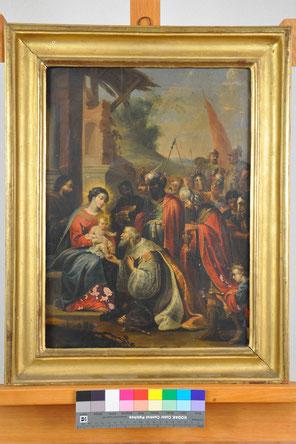 Die Heiligen Drei Könige, vor den Massnahmen
