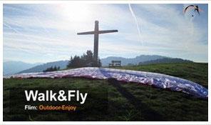 Walk&Fly Rankknie - 1410 m