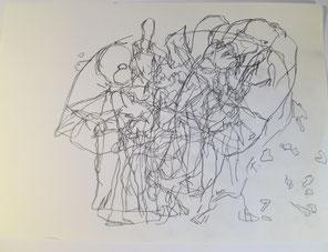 Zeichnungen & Skizzen