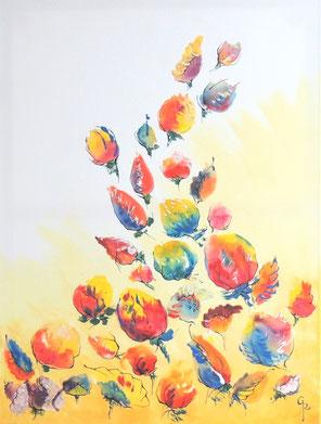 Rita Galambos, dekorativ Malerei, acrylpainting, contemporary artist, Acrylmalerei, ungarische Küntlerin, Grafikerin, Social Media Manager, IllustratorinFeldkirch, Vorarlberg, Austria