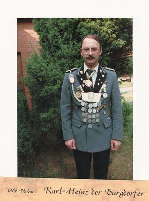 1988 - Karl-Heinz Bludau
