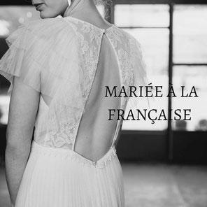 """Fashion Week Mariage """"Mariée à la Française"""""""