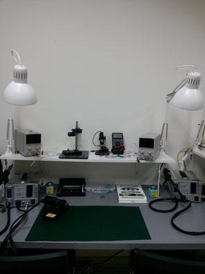 estaciones de soldadura digitales con aspiración de humos