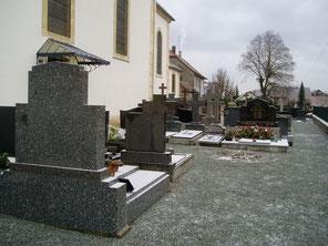 Cimetière de Hagenbach