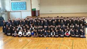 札幌西区合同稽古会