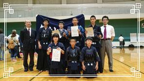 札幌市民体育大会西区予選会