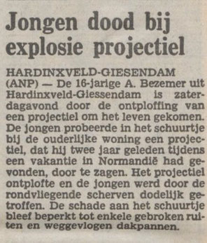 4-5-1981 Hardinxveld-Giesendam