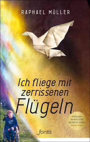 Cover Ich fliege mit zerrissenen Flügeln