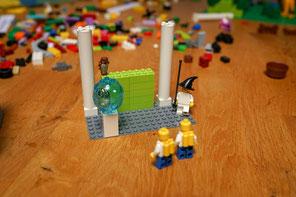 LEGO SERIOUS PLAY Workshop Wissenschaft Lehre