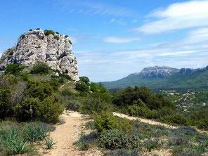 Les Dents de Roque Forcade et la Tour Cauvin - 12 mai 2013