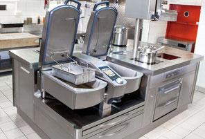 Küchentechnik für Hotels und Gaststätten in Oberbayern gibt es bei AR-Küchentechnik