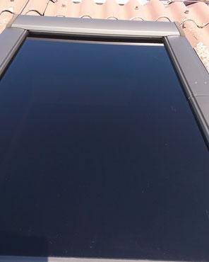 Sonnenschutzfolie Flachglas