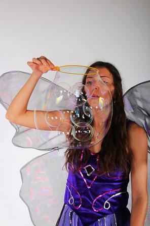 шоу мыльных пузырей на детский праздник день рождения ребенка