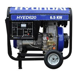 Hyundai | Generadores | Generador Hyundai HYED620