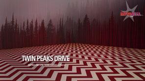 Twin Peaks Drive Programm Show Improtheater Improneta 16.11.2018