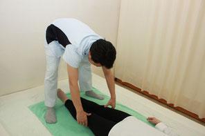 膝蓋骨の位置