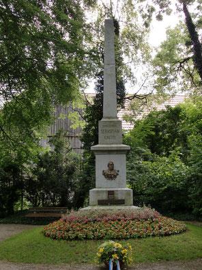 Kneippdenkmal in Stephansried