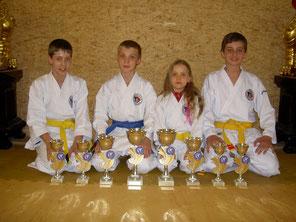 Alpenpokal in Bad Reichenhall 2008 - TOWASAN Karate Schule München