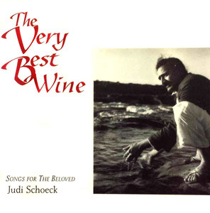 CD : The Very Best Wine - Songs for The Beloved . Front cover