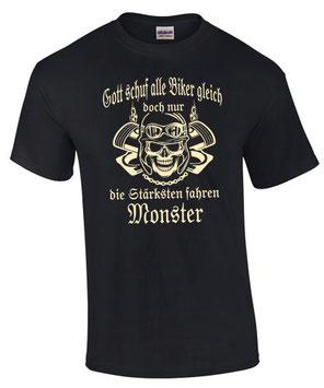 MONSTER 696 796 797 821 1200 Tuning Zubehör Umbau Test t-shirt