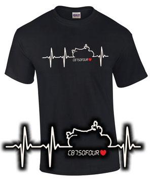 CB 750 FOUR T-Shirt Zubehör