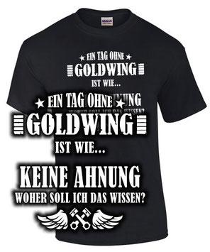 T-Shirt Motorrad GOLDWING 1200 1500 1800 F6B F6C TUNING zubehör