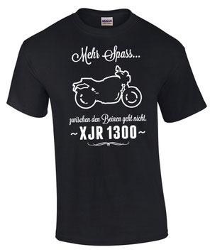 XJR 1300 T-Shirt Tuning Zubehör Biker Motorrad Yamaha