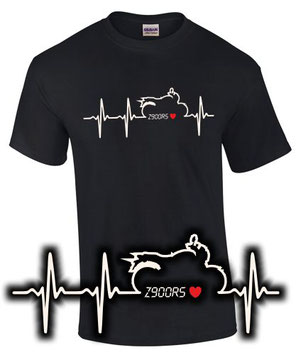 Z900RS Tuning Zubehör T-Shirt