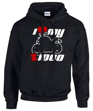 Z 1000 r sx Tuning Zubehör Sweatshirt Hoodie