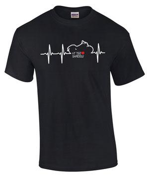 Honda VT 750 Shadow T-Shirt Tuning Zubehör