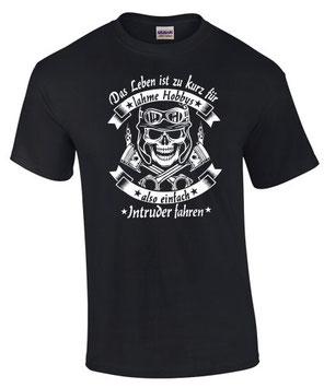INTRUDER Tuning T-Shirt Zubehör vs 1400 vl 1800 800
