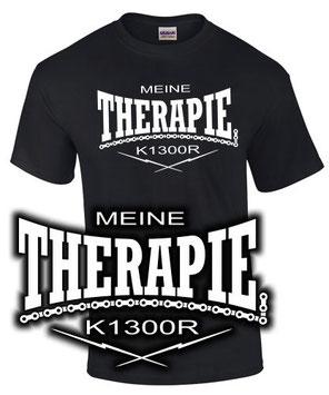 K 1300 R Tuning Zubehör Biker T-Shirt
