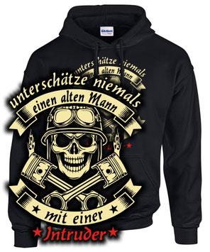 Intruder 1400 1500 Tuning Zubehör Sweatshirt